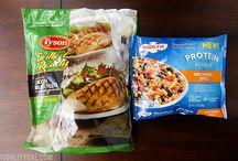 week meals / by Kristina Yates