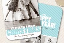 CHRISTMAS - Card ideas