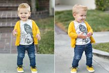 Toddler styles