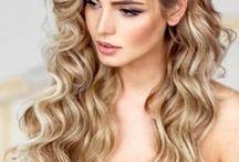 Peinados para cabellos sueltos
