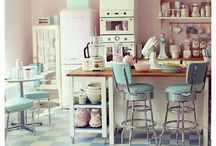 Vintage / Very vintage kitchen