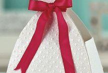 Caja vestido