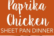 Sheet Pan Dinner Recipes / Easy sheet pan chicken, beef and sausage recipes make dinner prep a snap!