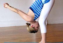 stretching / by Lori Biggs