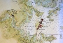 Cartography  / by Jen K.