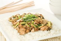 Asian Recipes / Amazing chicken recipes with Asian flair! / by Canadian Chicken