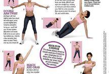 My Fitness Plan / Llega el veranito y hay que lucir palmito así que a buscar tablas para un cuerpo 10!
