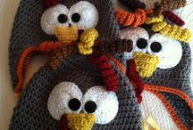"Lakeview Cottage Kids: FREE Pattern!!! ""Turkey Earflap Hat"" ENJOY!"