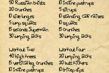 Random Workout Inspo