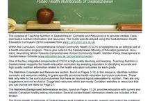 Teaching Nutrition