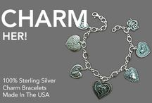Affordable Charms / Affordable Sterling Silver Charms that will last forever!
