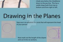 Drawings, portraits tips