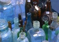 old bottles and such