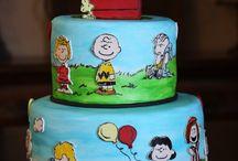 Cake - Peanuts/Snoopy