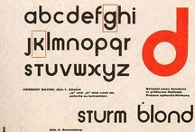 Bauhaus / Typography and composition