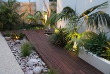 121 Landingscaping  / Inspiration for the backyard at woodbridge  / by Zachary Schneider