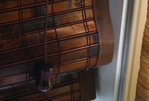 Indoor Woven Wood Shades