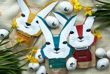 Easter / Oster - Wach / Alle Infos rund um unser Ostern-Bastelset findest Du hier: https://koawach.de/oster-set.html