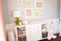Baby Room / Baby Room Inspiration & Ideas