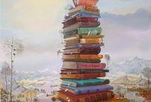 Reading Is Fundamental / Books / by Joan Arc