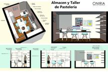 Almacenaje - Oniria Arquitectura