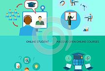 E-learning & Blended learning / Everything about E-learning and blended learning for everyone