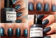 Mentality / Please note all swatches within this album belong solely to their respective owners as per watermark or original posting via their blogs.