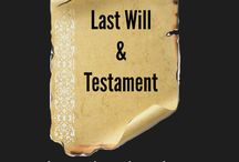 Last Will & Testament Preparation