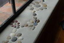 Sten mosaik