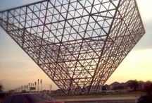 Space Truss Structure