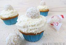 Raffaelo Cupcake