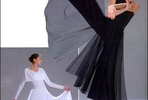 roupas de dança