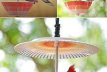 Krmidlo pre vtáky