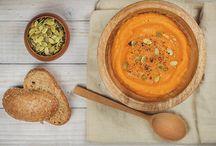All Things Pumpkin! / We love PUMPKIN! Enjoy our favorite recipes from our favorite seasonal veggie, from rebootwithjoe.com / by Reboot with Joe