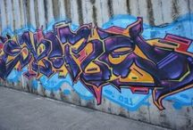Streetart South America / This is a gallery of Street Art from South America