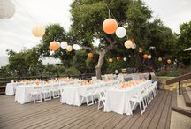 Lighting for Outdoor Beach Wedding Settings