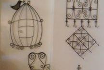 alambre artesanias