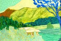 Jeroen Krabbes's schilderijen