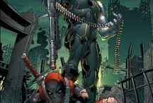 Marvel Comics / by Anthony Schultz