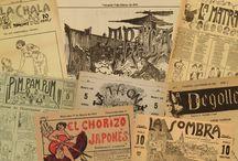 Premsa satírica valenciana / La Biblioteca Valenciana comença l'any 2016 amb la difusió des de BIVALDI d'un bon grapat de revistes satíriques valencianes de finals del XIX a principis del XX. Als exemplars de les primeres Traques, de la Trona, la Sombra o la Matraca s'aniran afegint, els pròxims mesos, moltes altres en què estem ara treballant i que seran, en conjunt, matèria d'una exposició sobre La Traca i les publicacions satíriques valencianes que juntament amb la Universitat farem molt prompte.