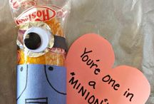 Valentine's Crafts / Lots of ways to share the love ...