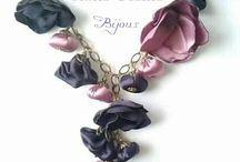 I.B. Silk flowers... ❤