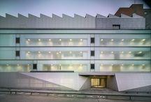 industrial.. contemporary.. facade