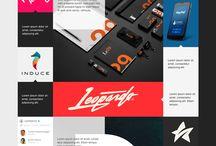 Jonas och Linus Godbitar / Grafisk design å allt där emellan