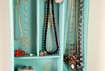 Jewellery cupboard