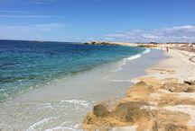 Cabras Is Arutas / Spiaggia bellissima!