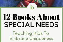 Children's books special needs