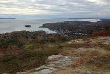 Hiking Midcoast Maine / Great hiking trails near Camden, Maine