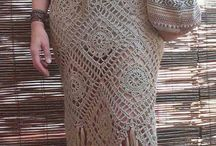 rochii macrame