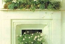 Mantel Love / by Daune Pitman | Cottage in the Oaks